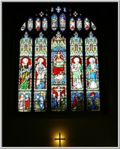 Stained Glass in Churches