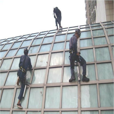 Cleaning and maintenance for Glass Canopy