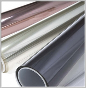 Films used for Glass Tinting