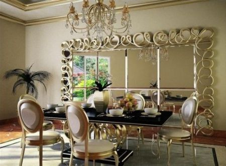 Wall Mirrors for Interior Design
