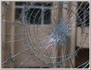 Broken Glass Window and Doors