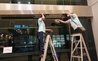 maintenance of rolling mechanism