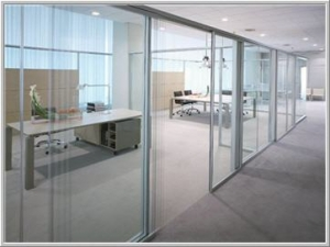 Glass Panels for Office