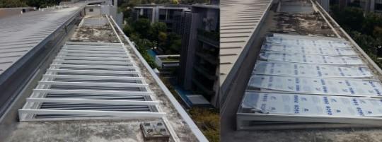 Rooftop Skylight