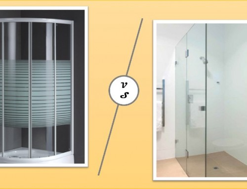 Acrylic or Glass Shower Screen? How to make the right choice